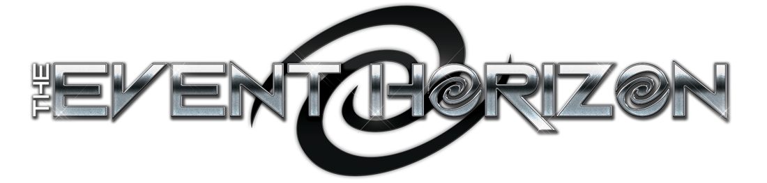 The Event Horizon band logo